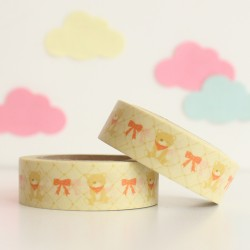 Washi tape ositos