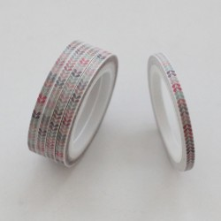 Washi tape slim espigas