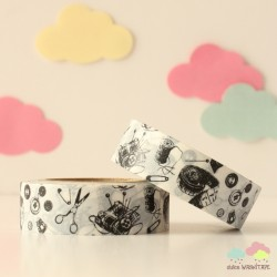 Washi Tape material costura