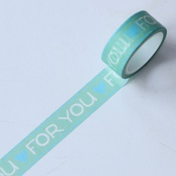 Washi tape For you
