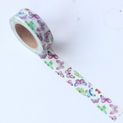 Washi tape Mariposas party