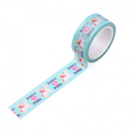Washi tape Believe in magic