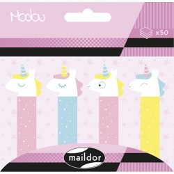 Post-it Unicornios de Maildor