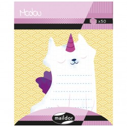 Post-it Gato unicornio de Maildor