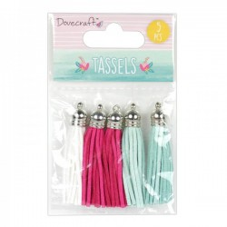 5 Tassels Happy everything