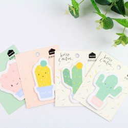 Post-it Cactus kawaii