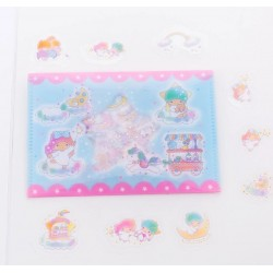 Carpeta 45 stickers Little Twin Stars
