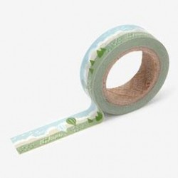 Washi Tape Cloud Dailylike